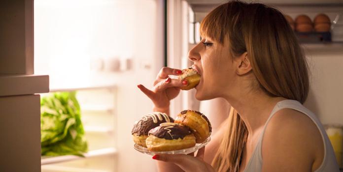 Lidando com a compulsão alimentar